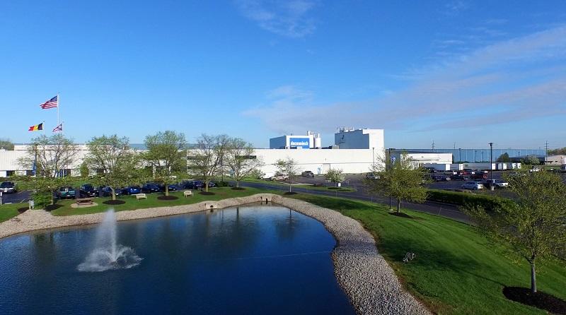 Exterior photo of Deceuninck HQ in Ohio